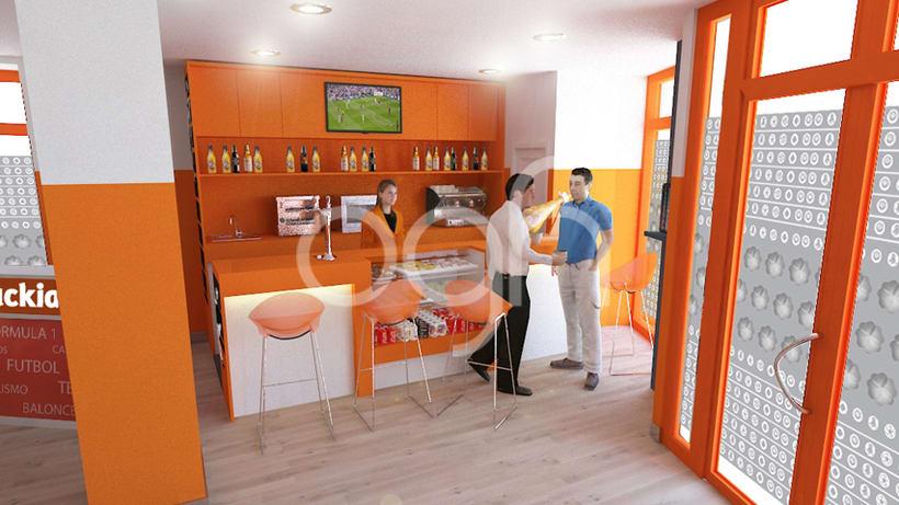Diseño retail Luckia (más de 140 locales) 2