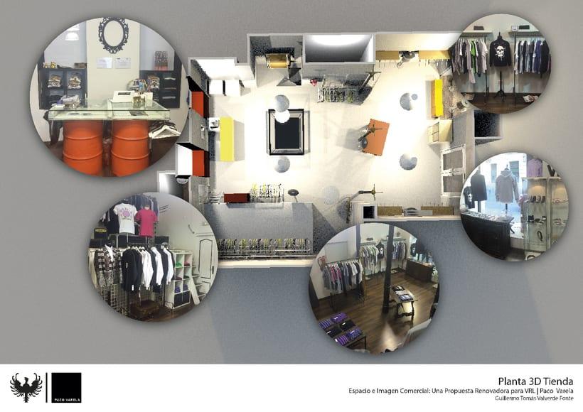 Proyecto Visual Merchandising para VRL | Paco Varela 0