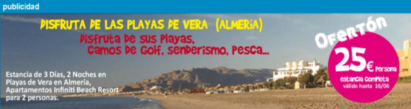 Banners para campañas publicitarias de Viajes Worldwide (Plansurf y Planesqui) -1