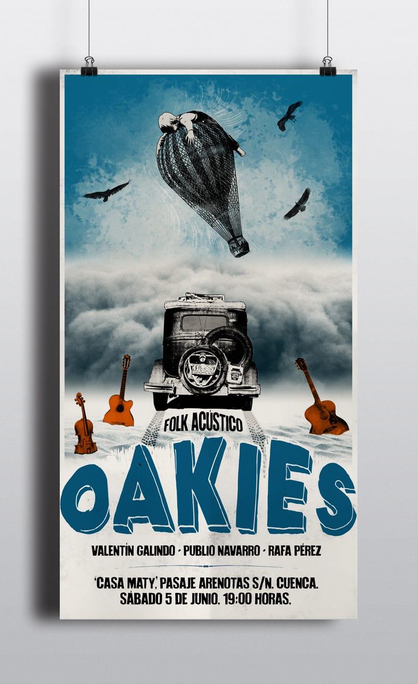 Concierto Oakies  1