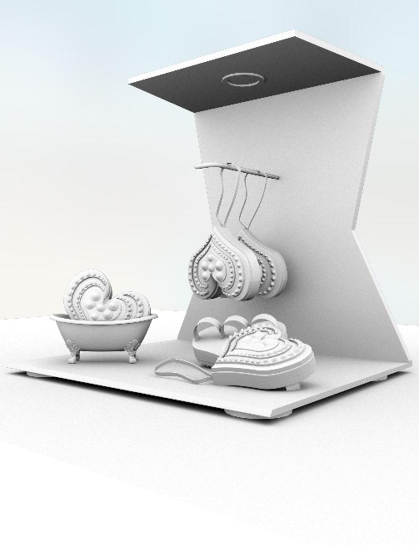 Diseño Producto Conceptual - Sexy Franz 3