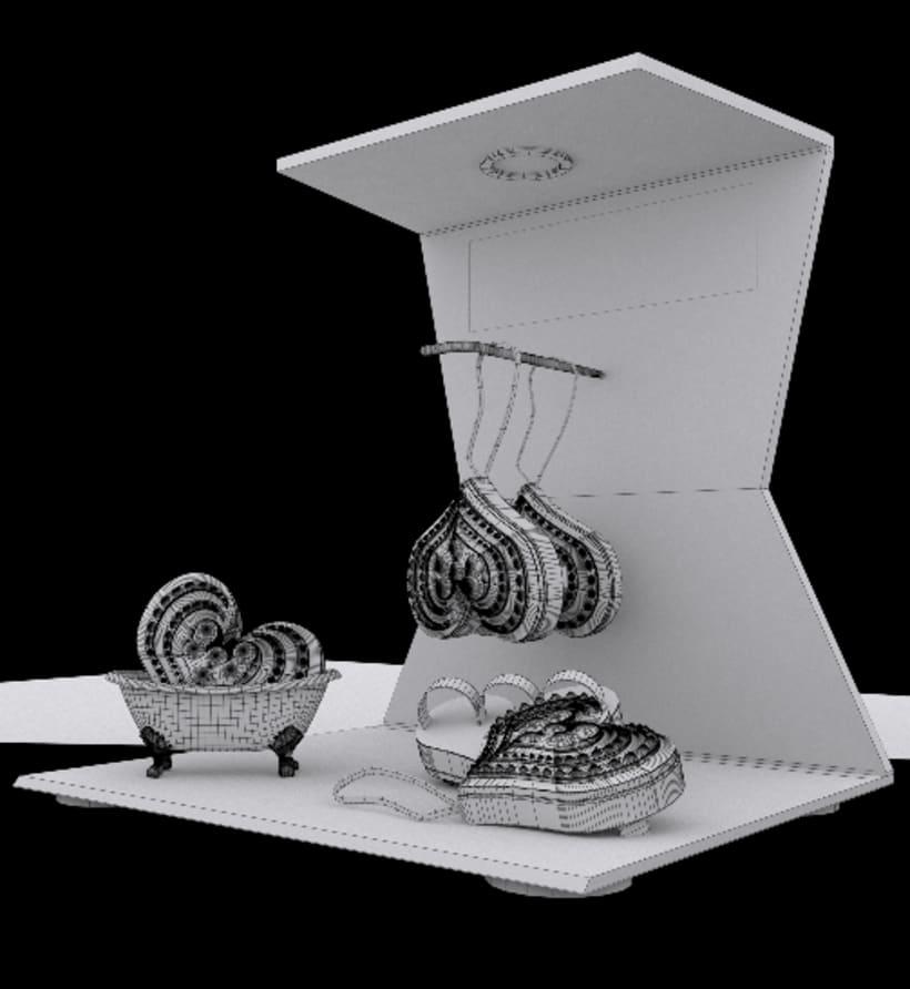 Diseño Producto Conceptual - Sexy Franz 2