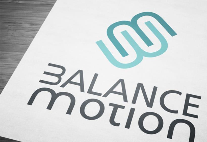 Balance Motion Brand 0