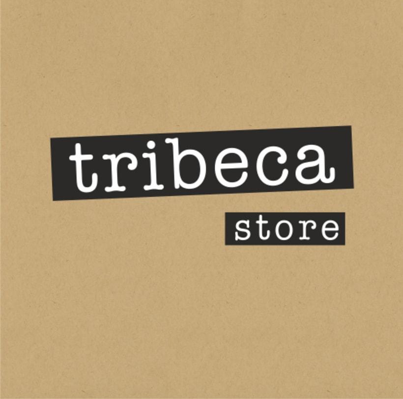 Branding | tribeca store 0