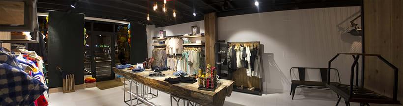 Branding | tribeca store 1