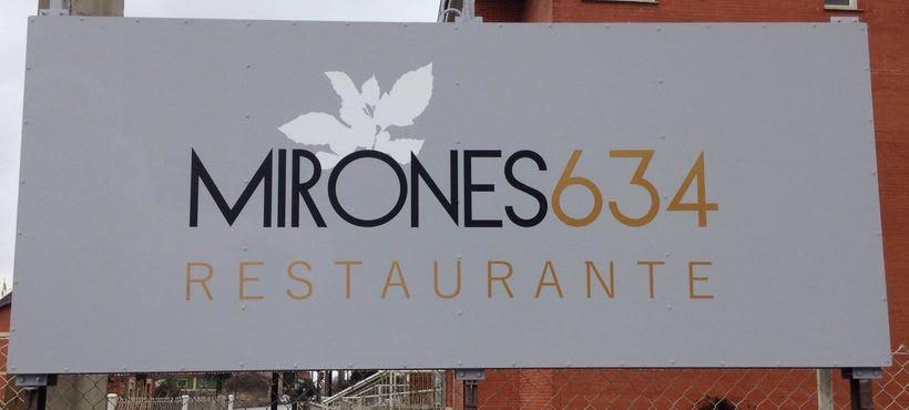Branding | mirones 634 restaurante 1
