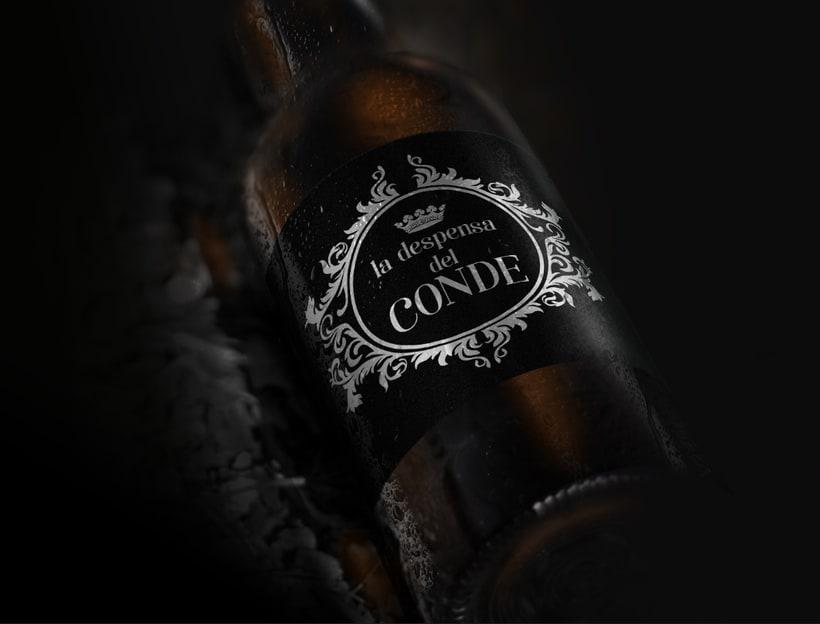 Desarrollo de identidad de marca Gourmet 1