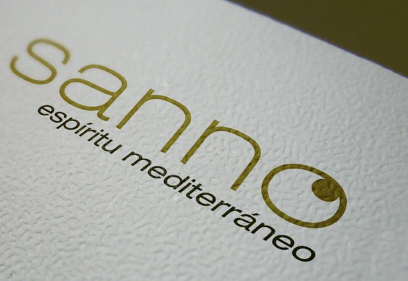 Sanno restaurant brand 0