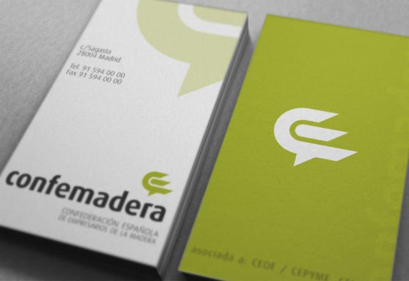 Confemadera Brand 0