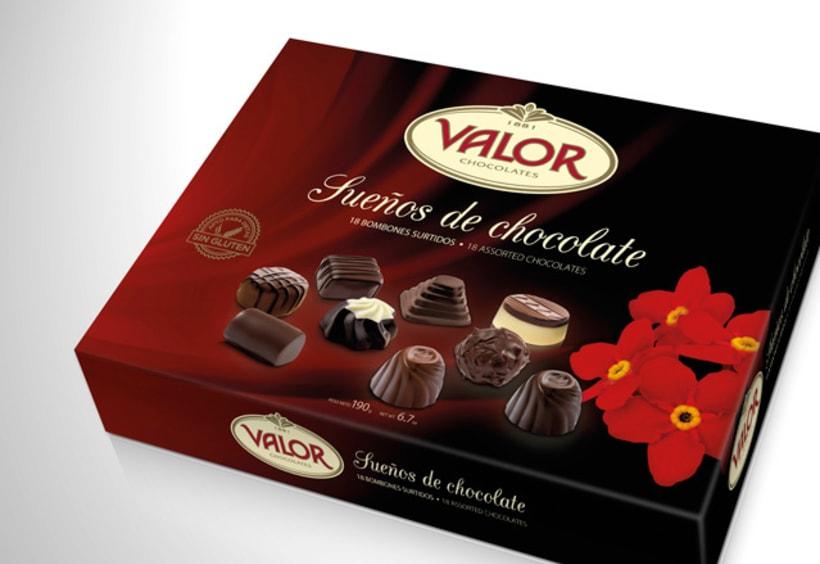 Valor Sueños de chocolate 0
