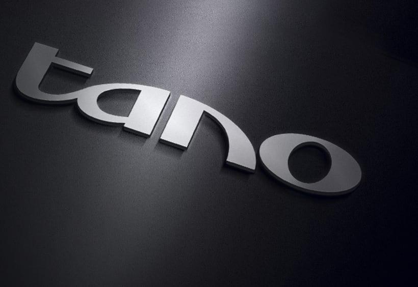 Tano Rebranding 0