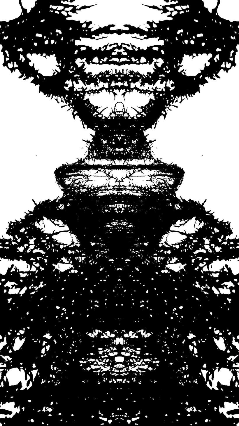 Imágenes ROSCHACH, múltiples lecturas. 13