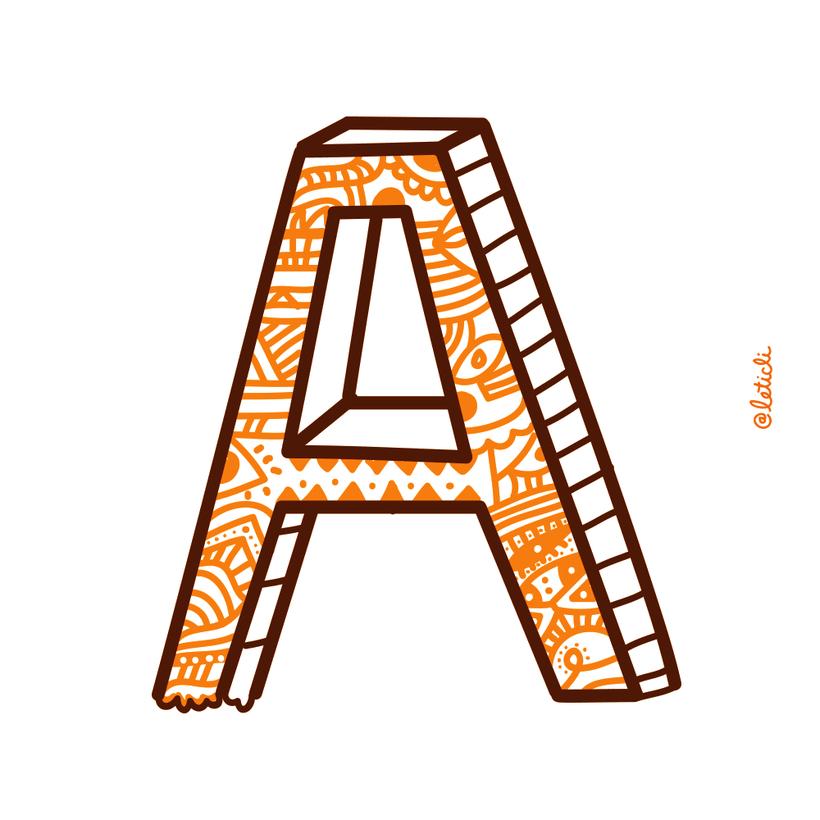 Alfabeto ilustrado 0