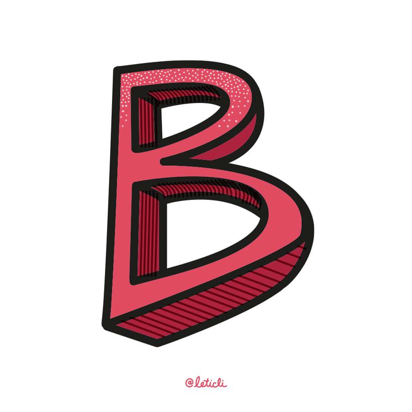 Alfabeto ilustrado 1