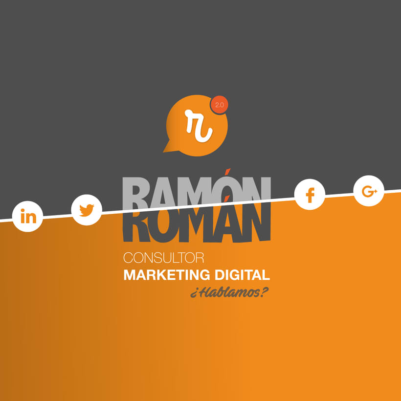 Identidad Corporativa Ramón Román 2