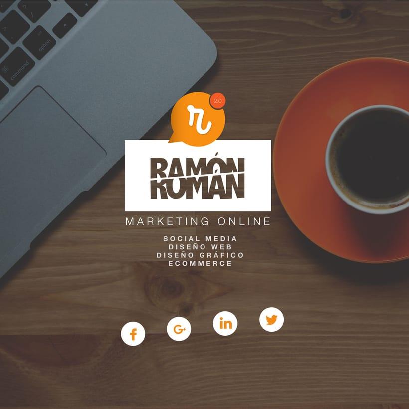 Identidad Corporativa Ramón Román 1