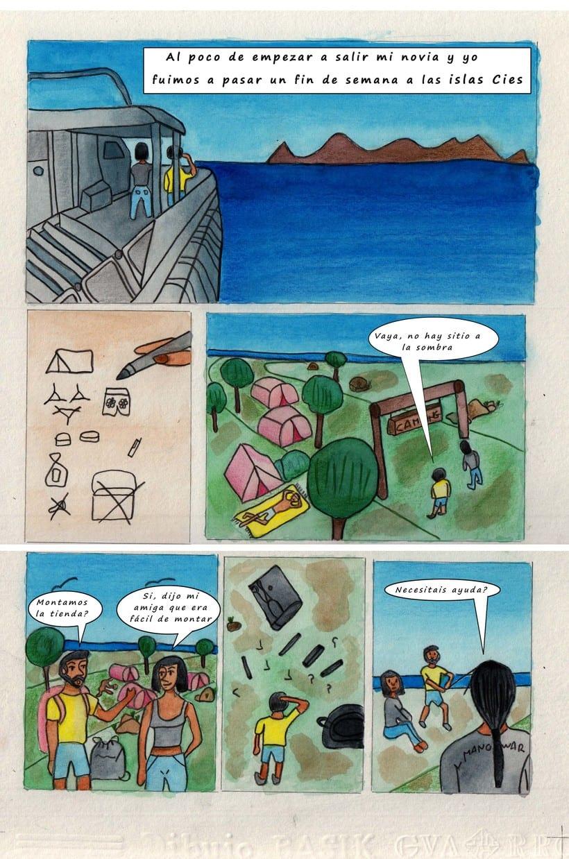 PARAISO; Manual de supervivencia para un fin de semana 1