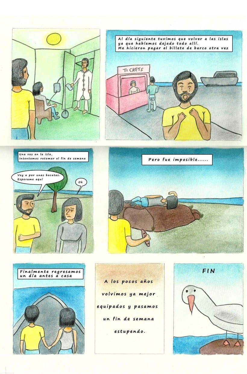 PARAISO; Manual de supervivencia para un fin de semana 3