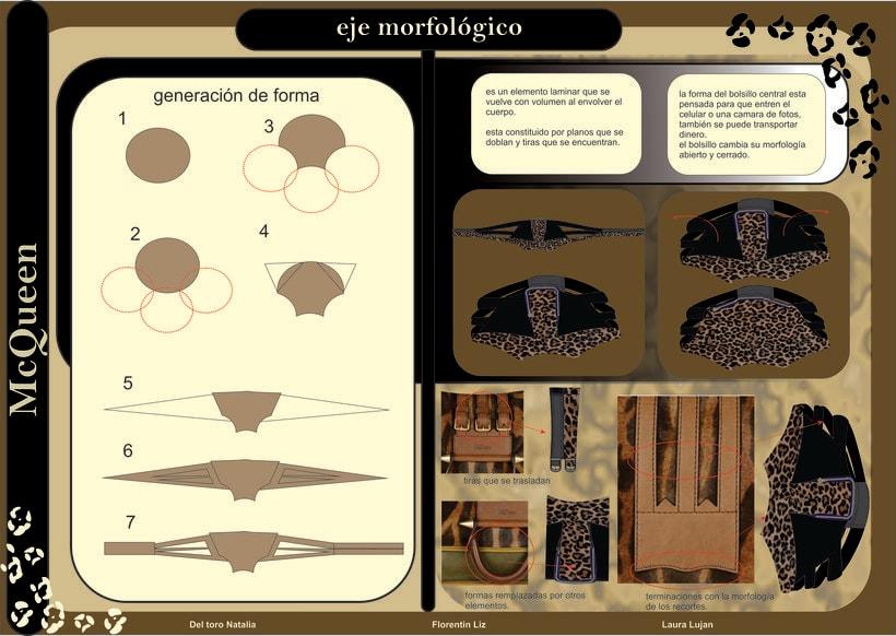diseño de carteras inspirados en Mc Queen 2