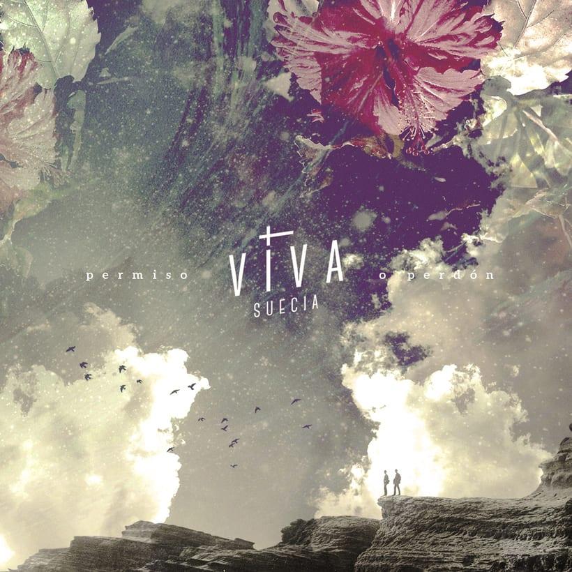 Viva Suecia (Lp & Singles artwork). Subterfuge Records 4
