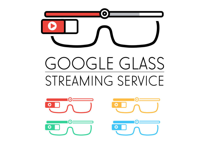 Logo Google Glass Streaming Service -1