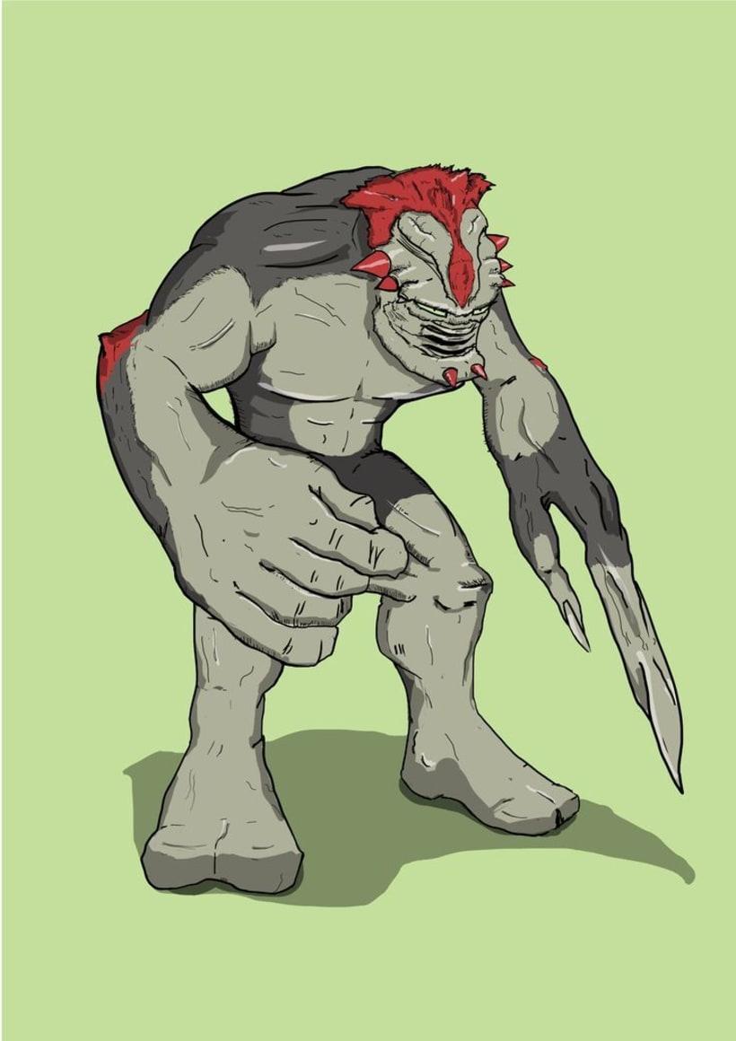 Monster -1