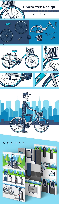 Bikesharing Spain (Navsta Rota) 1