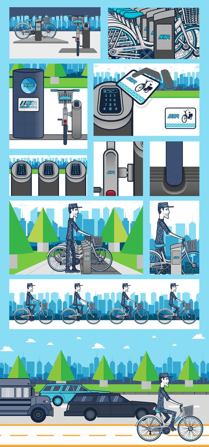 Bikesharing Spain (Navsta Rota) 2