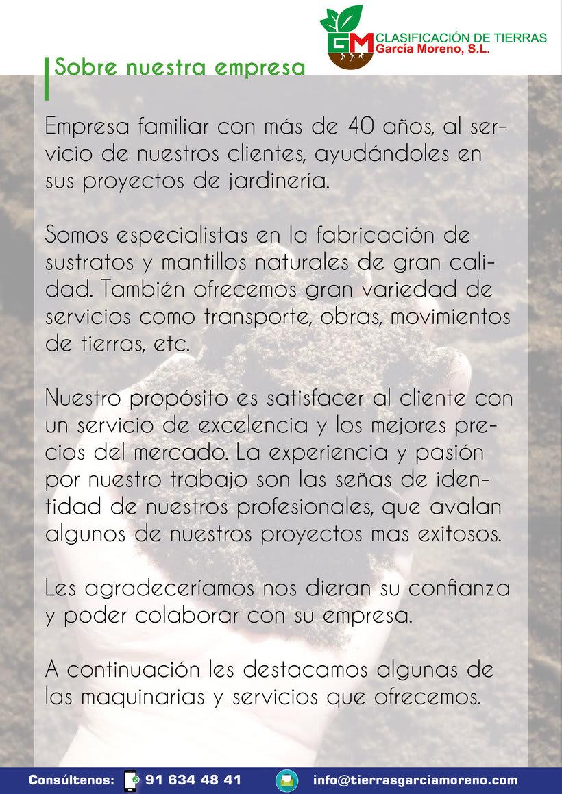 Catálogo Tierras Garcia Moreno, S.L. 1