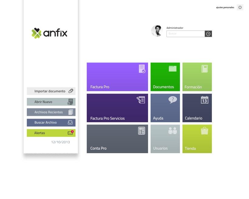 Anfix plataforma contabilidad (cloud service) 0