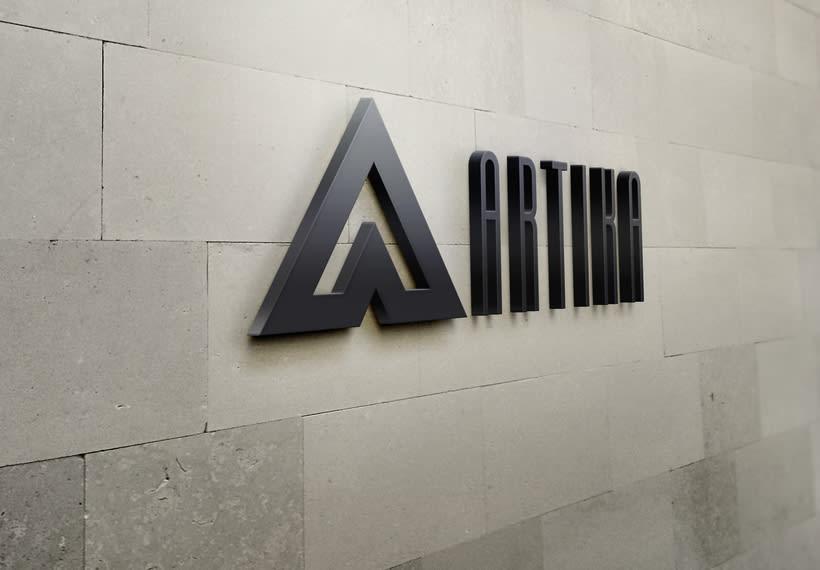Branding: ARTIKA 8