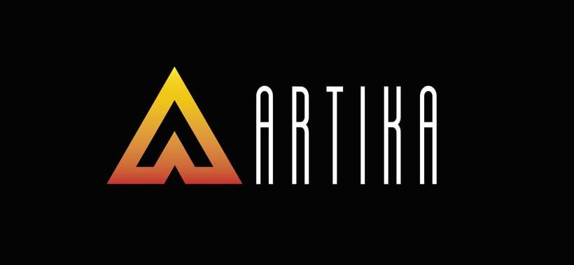 Branding: ARTIKA 1
