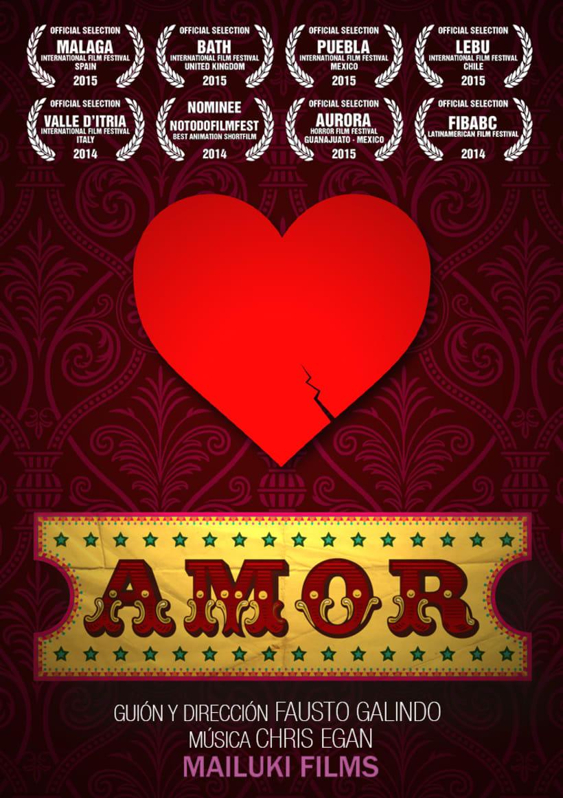 Amor - Cortometraje. 2