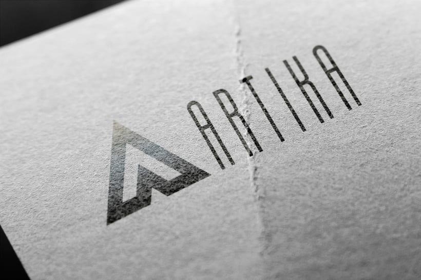 Branding: ARTIKA 0