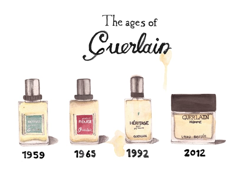 The ages of Guerlain -1