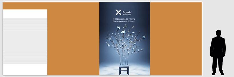 Decoración oficinas Right Management y Experis 6