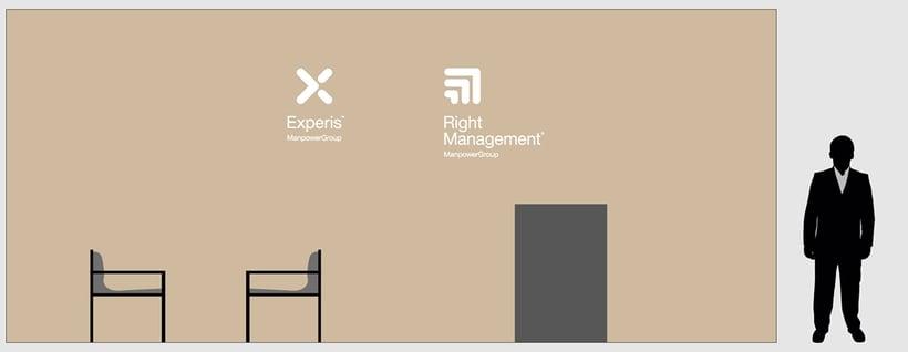 Decoración oficinas Right Management y Experis 8