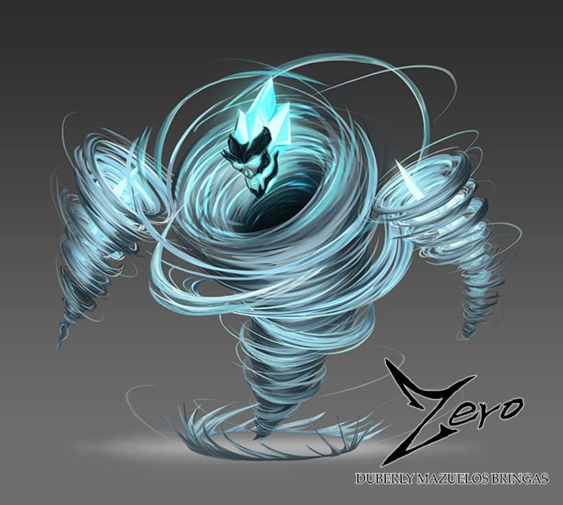 Criatura elemental de aire 0