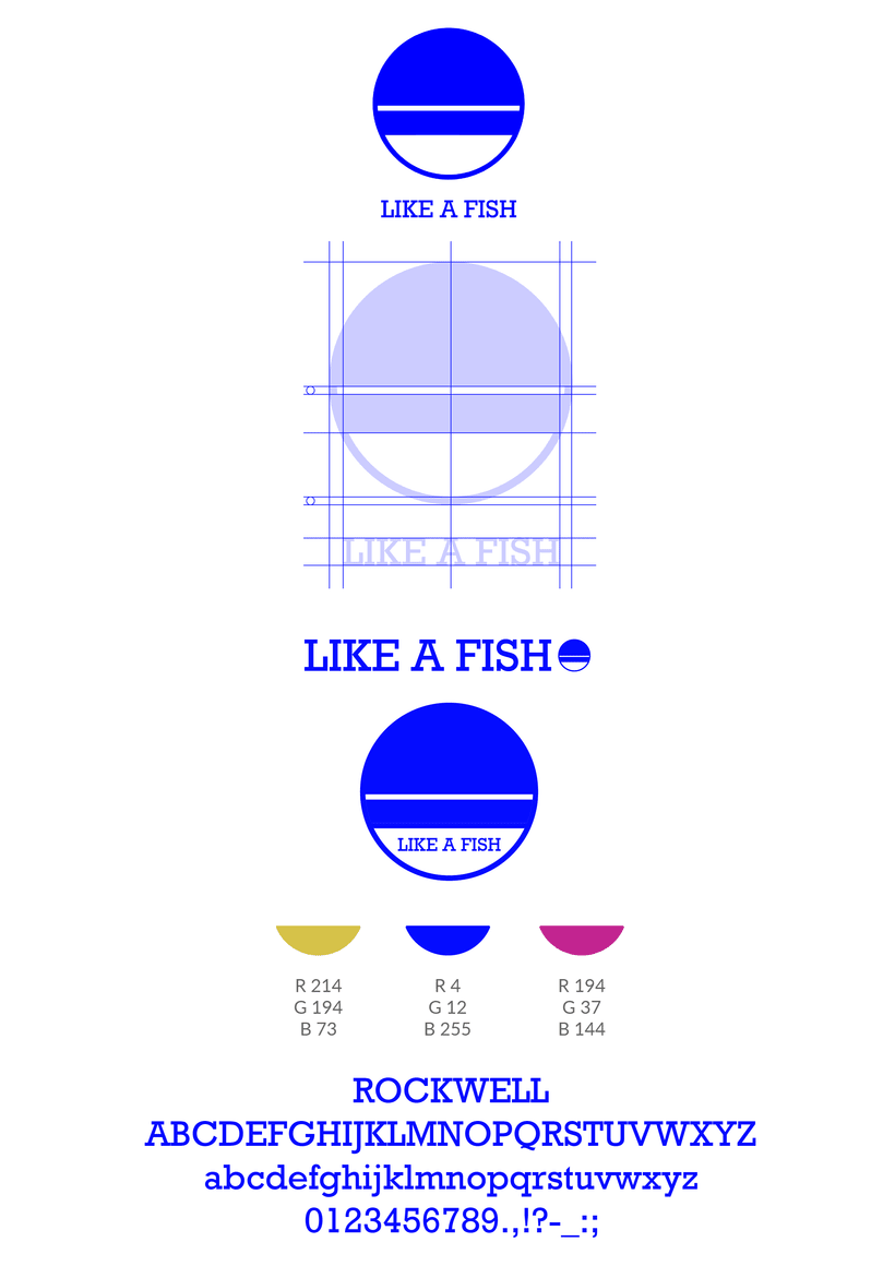Identidad de LIKE A FISH 0