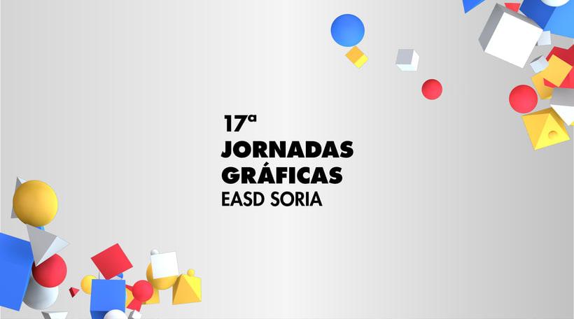 17ª Jornadas gráficas EASD de Soria 0