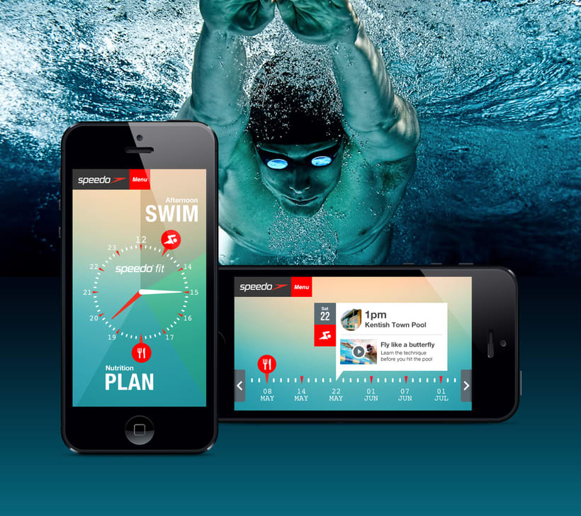 SPEEDO - The flow – A mix between performance and emotion. 0
