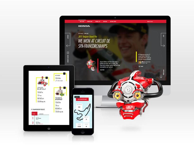 Honda Formula 1 -1