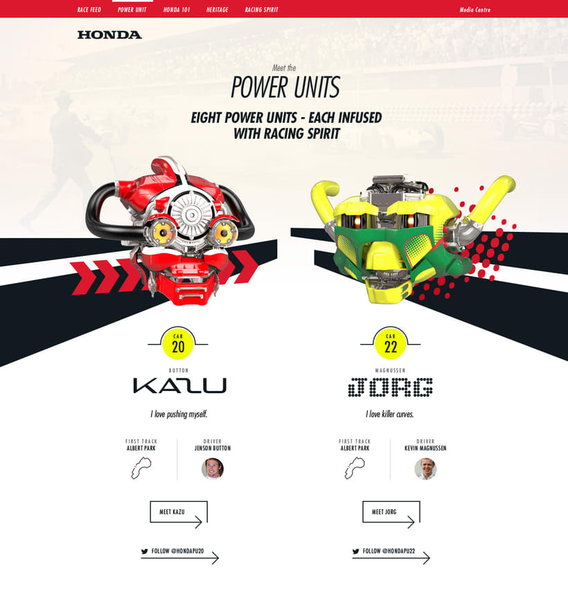 Honda Formula 1 3