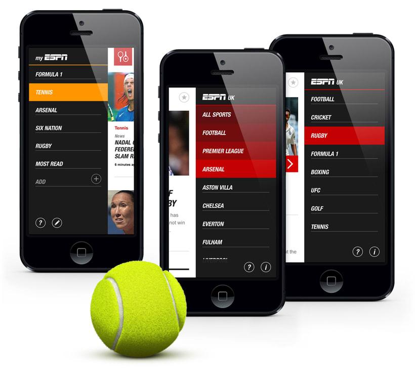 ESPN Sports App 1
