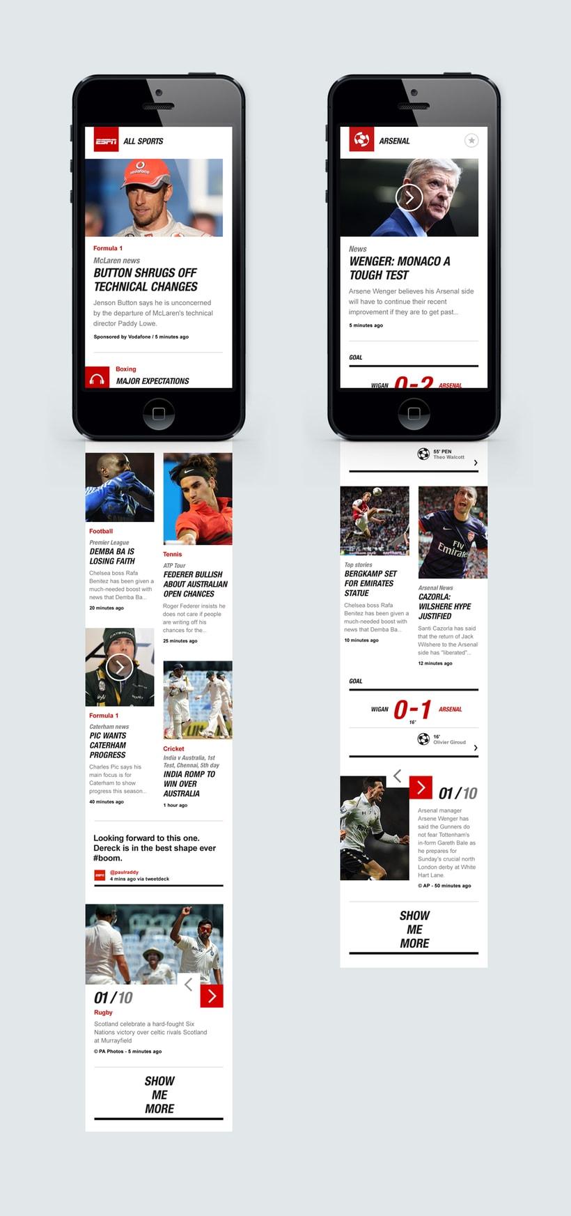ESPN Sports App 4
