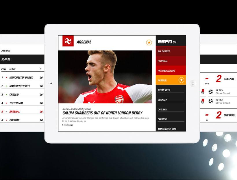 ESPN Sports App 5