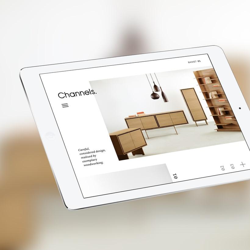Channels Furniture design 1