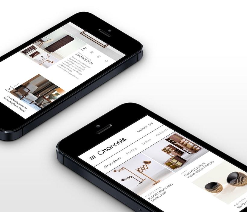 Channels Furniture design 3