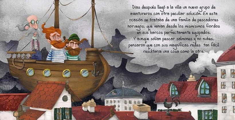 Album ilustrado Villa Gris -1