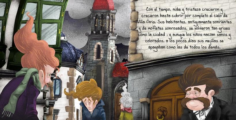 Album ilustrado Villa Gris 1